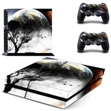 Planet Earth PS4 Skin Sticker Decal