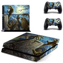 Rise From The Dead PS4 Skin Sticker Decal