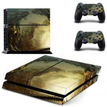 Dragon Stones PS4 Skin Sticker Decal
