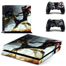 Battle Of The Knights PS4 Skin Sticker Decal