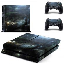 Ancient Ruins PS4 Skin Sticker Decal