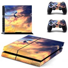 God Of The Sun PS4 Skin Sticker Decal