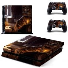 Monk Writing PS4 Skin Sticker Decal