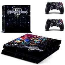 Kingdom hearts 3 PS4 Skin