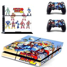 Megaman PS4 Skin