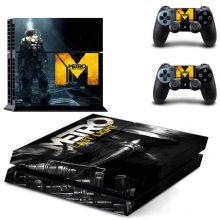 Metro Last Night PS4 Skin Sticker Decal