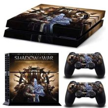 Middle Earth Shadow Of Mordor PS4 Skin