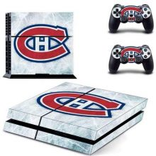 Montreal Canadiens PS4 Skin