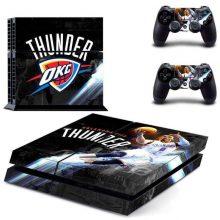 Oklahoma City Thunder PS4 Skin