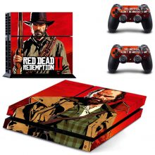 Red Dead Redemption II PS4 Skin Sticker
