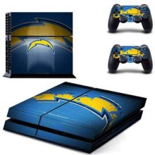 San Diego chargers PS4 Skin