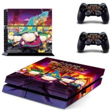 South Park The Fractured But Whole PS4 Skin