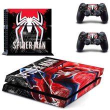 Spiderman PS4 Skin