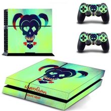 Suicide Squad PS4 Skin