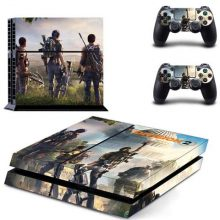 The Division 2 PS4 Skin