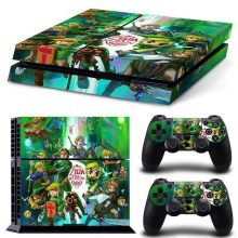 The legend of zelda PS4 Skin