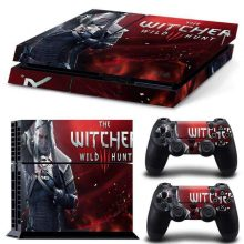 The witcher 3 wild hunt PS4 Skin