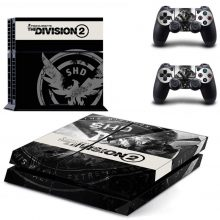 Tom Clancy's The Division 2 PS4 Skin Sticker