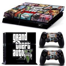 GTA V PS4 Skin Sticker Decal