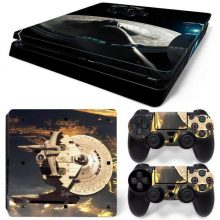 Star Trek PS4 Slim Skin Wrap Sticker Cover