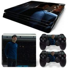 Star Trek PS4 Slim Skin Wrap Sticker Decal