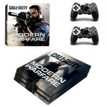 Call Of Duty PS4 Pro Skin Vinyl Sticker Decal