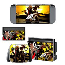Persona 5 The Royal Nintendo Switch Skin Sticker Decal – Design