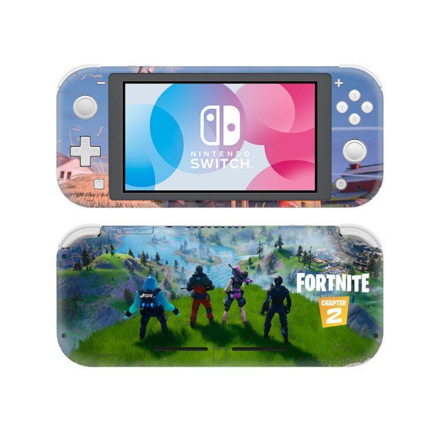 Fortnite Chapter 2 Nintendo Switfch Lite Skin Consoleskins Co