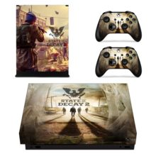 Contollers Skin Sticker For State Of Decay 2 Xbox One X  Decal