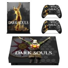 Controllers Skin Sticker Decal - Dark Souls for Xbox One X