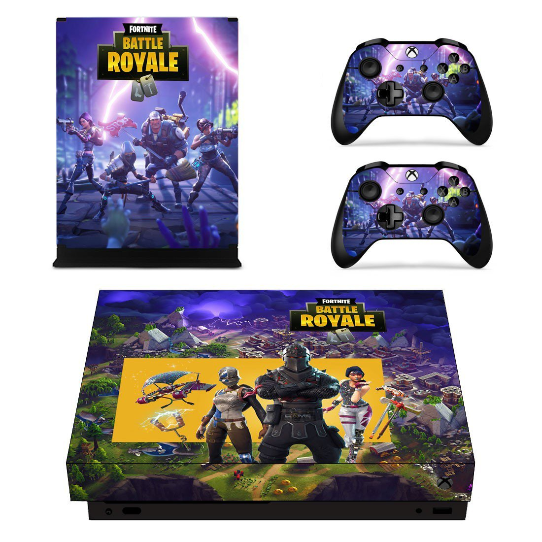 Controllers Skin Wallpaper Fortnite Xbox One X Consoleskins Co