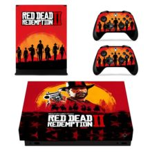 Red Dead Redemption 2 for Xbox One X - Controllers Skin Sticker