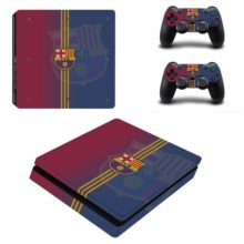 FC Barcelona Cover For PS4 Slim