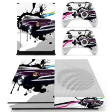Abstract Car Cover For Xbox One S