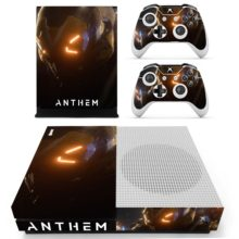 Anthem Sticker For Xbox One S And Controllers Design 4