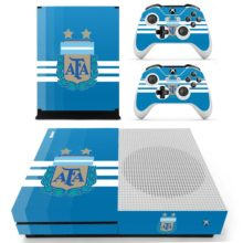 Argentine Football Association Cover For Xbox One S