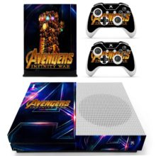 Avengers Infinity War Sticker For Xbox One S And Controllers