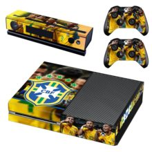 Brazilian Football Confederation Sticker For Xbox One And Controllers