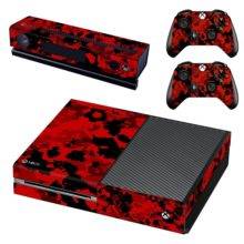 Camouflage Sticker For Xbox One And Controllers