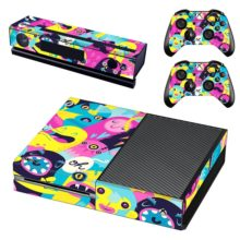 Cartoon Art Cover For Xbox One