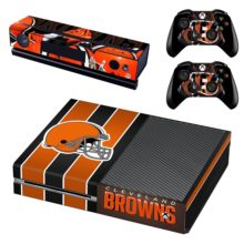 Cleveland Browns Cover For Xbox One