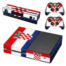 Croatia Football Team Cover For Xbox One