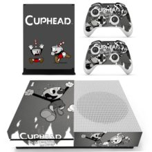 Cuphead Cover For Xbox One S