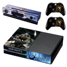 Halo 4 Sticker For Xbox One And Controllers