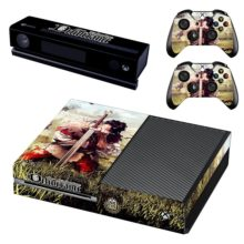 Kingdom Come Deliverance Sticker For Xbox One And Controllers