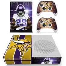 Minnesota Vikings Cover For Xbox One S
