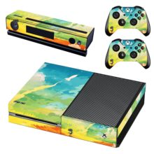 Painted Picture Cover For Xbox One