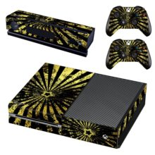 Pentagram Cover For Xbox One