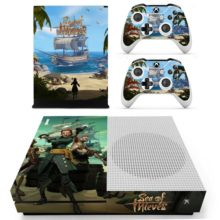 Sea Of Thieves Cover For Xbox One S
