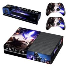 Skin Cover for Xbox One - Anthem